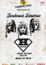Concert Toulouse Lautrec in Legere Live