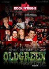 Concert OldGreen in Rock''N''Regie