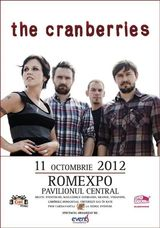Poze concert The Cranberries in Bucuresti la Romexpo