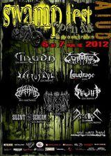 Swamp Fest la Aiud: Truda, Grimegod, Bane