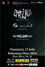 Concert White Walls (CT), Scarred (LUX) si Wilder (B) in Bohemian Flow din Sibiu