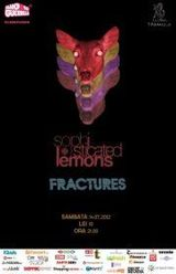 Concert Sophisticated Lemons si Fractures in Clubul Taranului din Bucuresti