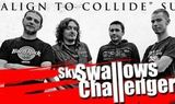 Concert Sky Swallows Challenger pe terasa Vama Veche din Bistrita
