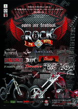 Festivalul Rock pe 2 roti la Lugoj