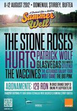Summer Well Festival 2012 pe domeniul Stirbey