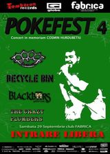Pokefest 4 in Club Fabrica