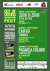 Out Of Doors Fest la Constanta