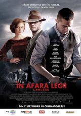 Lawless (In afara legii), un film pe muzica lui Nick Cave
