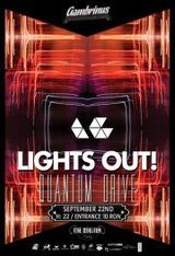 Lights Out! si Quantum Drive: concert in Cluj-Napoca la Gambrinus Pub