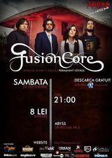FusionCore: concert de lansare album in Oradea in Abyss Pub