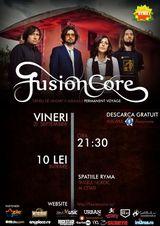 FusionCore: concert de lansare album in Alba Iulia