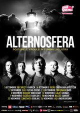 Alternosfera si Changing Skins: Concert la Iasi