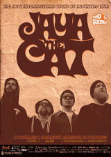Jaya The Cat: Concert la Bucuresti (Amanat)