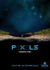 Pixels: Concert de lansare album in club Control Bucuresti