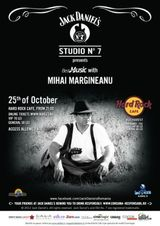 Mihai Margineanu: Concert in Hard Rock Cafe Bucuresti