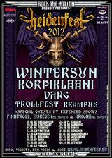 Heidenfest 2012: Concert la Munchen