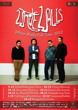 White Walls: Concert in Brasov in club Rockstadt
