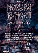 Negura Bunget: 4 concerte exclusive, avanpremiera TAU, in Romania