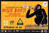 Niste Baieti, Backstage Hero si Just Another Lie: Concert in club Fabrica din Bucuresti