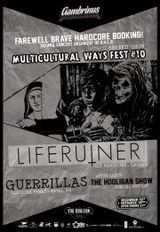AMANAT - Liferuiner si Guerrillas in Cluj-Napoca: Ultimul concert organizat de BHCB