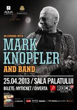 Mark Knopfler, legenda Dire Straits: Concert la Bucuresti