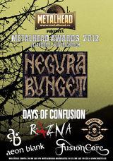 Poze METALHEAD Awards: Concert cu trupele castigatoare pe 31 ianuarie