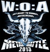 Krepuskul si Marchosias - Invitati speciali la Wacken Metal Battle Slovacia