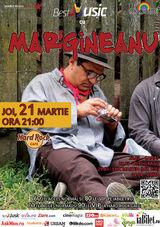 Mihai Margineanu: Concert in Hard Rock cafe pe 21 martie