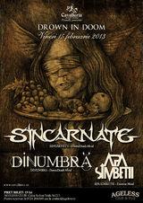 Concert Sincarnate si DinUmbra in februarie la Bucuresti