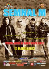 Concert Semnal M la Hard Rock Cafe din Bucuresti
