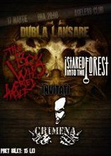 The Boy Who Cried Wolf si I Stared Into The Forest: dubla lansare EP in club Ageless pe 17 martie