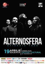 Concert Alternosfera la Talcioc Cultural din Suceava