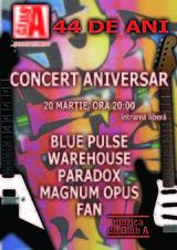 Concert aniversar 44 de ani de Club A Bucuresti