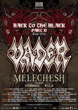 Concert Vader si Melechesh in aprilie la Bucuresti