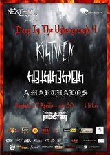 Concert Kistvaen in aprilie la Brasov