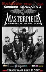 Concert tribut Metallica la Sibiu