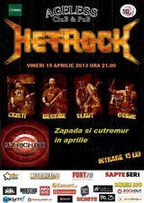 Concert 9.7 Richter si Metrock pe 19 aprilie la Bucuresti