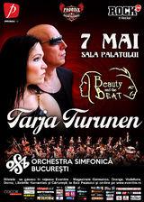 Tarja Turunen: Concert la Bucuresti in 2013