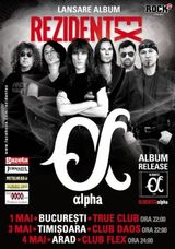 Concert Kempes si Rezident Ex la Club Daos pe 3 mai, 2013
