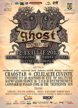 Ghost Gathering Chapter II:  The Call For Spirits la Rasnov