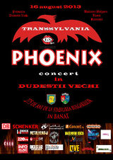 Phoenix canta la Dudestii Vechi