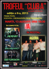 Trofeul Club A - Avanpost Rock - Editia a II-a