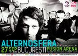Concert ALTERNOSFERA la Fusion Arena, Vineri 27 Septembrie