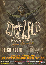 Concert White Walls pe 12 octombrie la Brasov, in Club Rockstadt