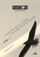 Concert KWOON la Timisoara, in Club Daos, Luni 28 Octombrie