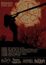 Concert DorDeDuh + Hator la Bacau, in Pub S4, pe 17 Noiembrie