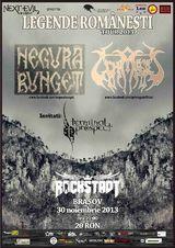 Turneu Negura Bunget: Legende Romanesti pe 30 Noiembrie la Brasov, in Club Rockstadt
