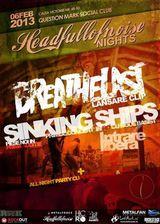 Breathelast isi lanseaza noul videoclip, Sinking Ships