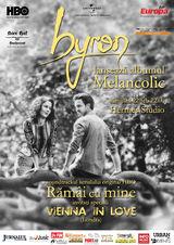 Lansare album byron - Melancolic in Studio Hermes