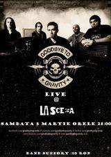 Goodbye To Gravity: Concert la Mangalia in Club La Scena